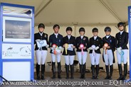 Medium 4.2 Presentation at the Vic Youth Dressage Championships