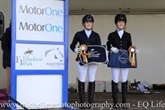 Novice Champion Presentation at the Vic Youth Dressage Championships