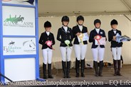 Pony Novice 2.3 Presentation at the Vic Youth Dressage Championships
