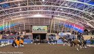 The Grand Prix rider Quadrille after the presentations - © Franz Venhaus