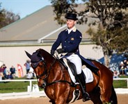 Andrew Cooper and Oaks Onyx - © EQ Life