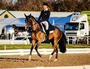 Andrew Cooper and Riverbreeze - © EQ Life
