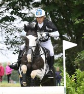 Andrew Hoy and Hasenacher Jack Sparrow - © Lorraine O'Sullivan/Tattersalls International Horse Trials