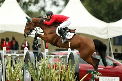 Equestrian Life Mexico Wins Fei Nations Cup Jumping