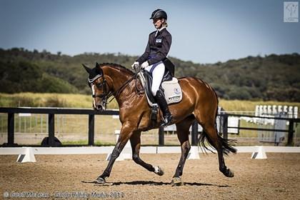 Equestrian Life Ellanbrae Park Australian Youth Dressage