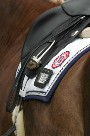 Barastoc product of the week diet analysis saddle and logo image