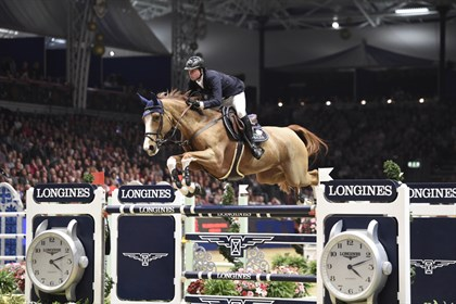 Ben Maher will compete at Olympia. © Olympia, The London International Horse Show