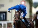 Blue Point retired after remarkable double © Edward Whitaker