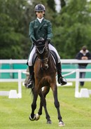 Dressage day one © Lorraine O'Sullivan/Tattersalls International Horse Trials