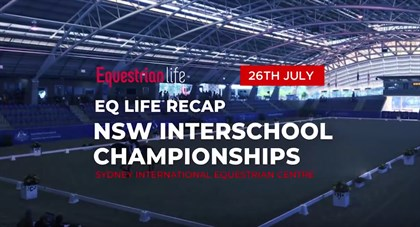 EQ Recap - NSW Interschool Championships
