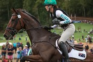 Emma McNab and Fernhill Tabasco - © Michelle Terlato