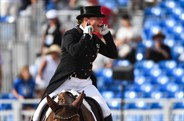 Isabell Werth of Germany on Bella Rose © FEI/Martin Dokopil