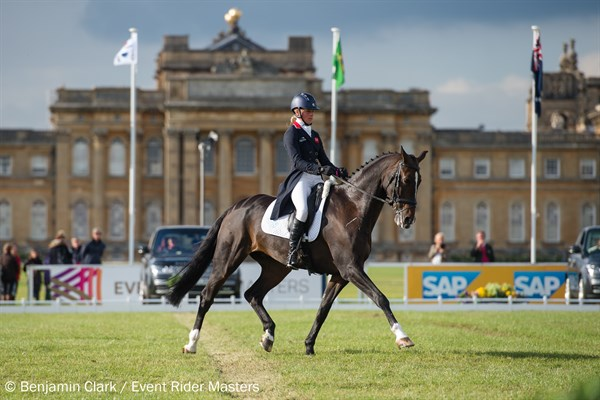 Izzy Taylor and Be Touchable, winners of the CIC3* ERM class. © Benjamin Clark / Event Rider Masters