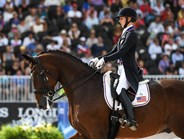 Laura Graves of the United States on Verdades © FEI/Martin Dokoupil