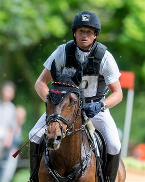 Michael Jung will be competing this weekend with Star Connection FRH © ERM