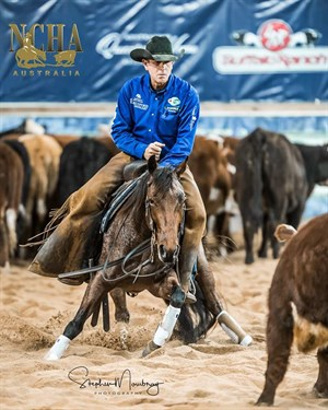 NCHA Futurity Final - © Stephen Mowbray