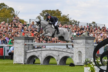Oliver Townend and Ballaghmor Class. Image: @lrbht_official