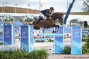 Shane Rose and Virgil jumped clear in the showjumping phase - © Michelle Terlato