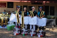 The 3rd placed team from Hurstbridge - © Adele Severs/EQ Life