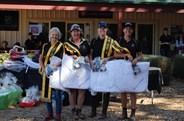The 5th placed team, Echuca - © Adele Severs/EQ Life
