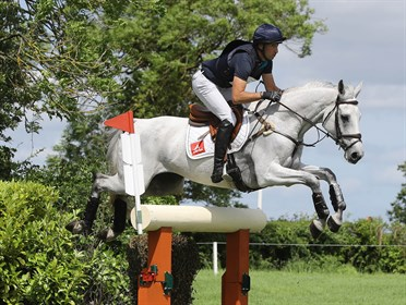 Tim Price and Ascona M - © Lorraine O'Sullivan/Tattersalls International Horse Trials