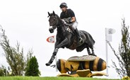 Tim Price of New Zealand on Cekatinka © FEI
