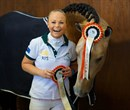 Victoria Davies and her imported Lusitano stallion, Celere © Photo Supplied by Victoria Davies