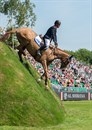 William Funnell and Billy Buckingham. © Al Shira'aa Hickstead Derby