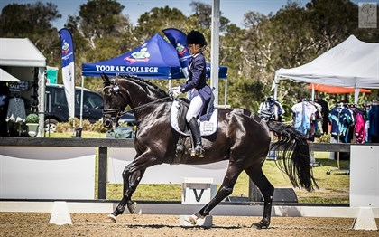 Equestrian Life 2019 Victorian Youth Dressage Championships
